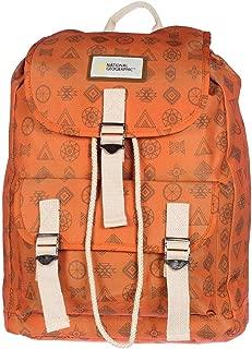 National Geographic Backpack for Men Orange,N08912.69