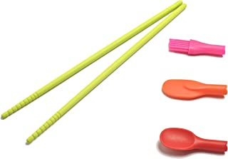silicone cooking chopsticks