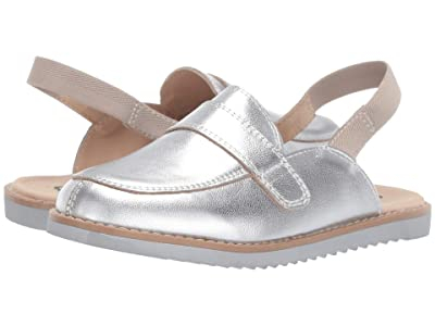 Old Soles Os Mule (Toddler/Little Kid) (Silver) Boy