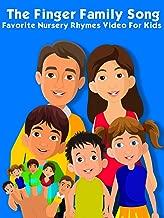 The Finger Family Song - Favorite Nursery Rhymes Video For Kids