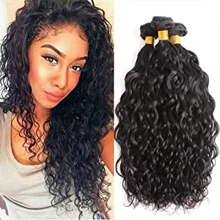 12 inch wet and wavy weave