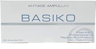 Cosmeclinik Basiko Antiage, 30 Ampollas x 2ml