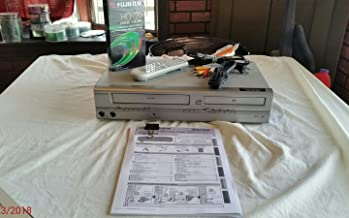 Emerson EWD2004 DVD+VCR Combo Player with TV Tuner [Electronics]