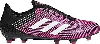 adidas Men`s Predator Malice Control (fg) American Football Boots, Pink Shopin/ftwwht/cblack 13 UK