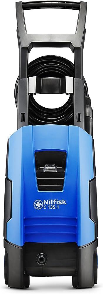 Nilfisk C135 bar C135.1 -8 Lavadora a presión, Motor de inducción de 1800 W, 230 V (azul)
