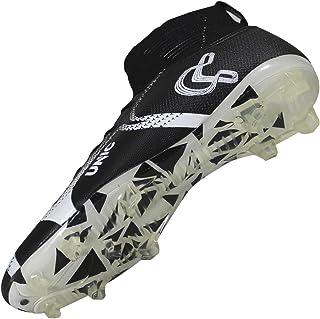 Unicsport UNIC Zapato de Futbol Modelo Speedlight Tacos Color Negro-Blanco  Talla 27 19448a9842ea3