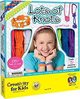 Creativity for Kids Lots of Knots