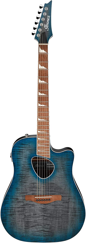 Ibanez ALT30FM Altstar Acoustic-Electric Doom Guitar Blue Gifts Burst Brand Cheap Sale Venue