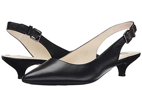 Womens Shoes Anne Klein Expert Navy Reptile 1