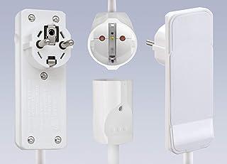 Suchergebnis Auf Für Flachstecker Verlängerungskabel Elektroinstallation Baumarkt