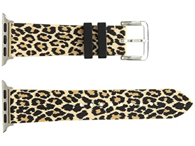Kate Spade New York Apple Straps KSS0022 (Black/Nude) Watches