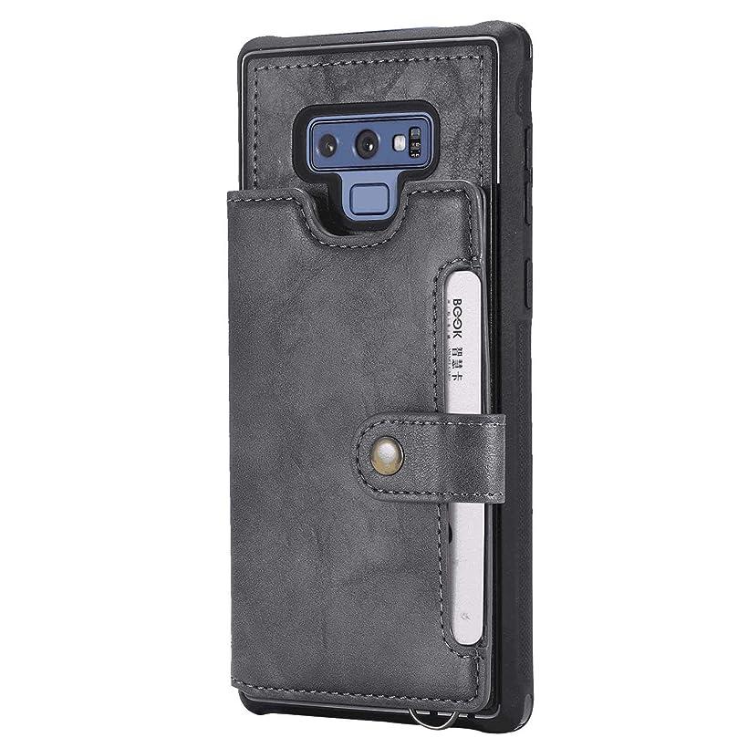 セイはさておき騒間違えたiPhone 11 Pro PUレザー ケース, 手帳型 ケース 本革 耐摩擦 ビジネス 財布 カバー収納 スマートフォンケース 手帳型ケース iPhone アイフォン 11 Pro レザーケース