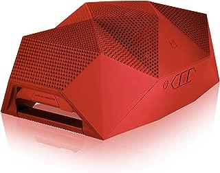 Outdoor Tech OT4200 Big Turtle Shell - Ultra Loud Rugged Bluetooth 4.0 Wireless Boombox & Powerbank (Red)