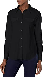 Lyssé Women's Brinkley Button Down Shirt