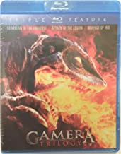 Gamera: Trilogy (Guardian of the Universe / Attack of the Legion / Revenge of Iris)