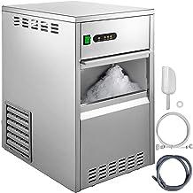 VEVOR Machine à Glaçons 220v Portable Glace Transparents Bar pour La Maison/La Réfrigération De Laboratoire/Les Industries...