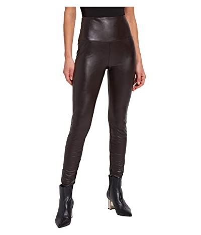 Lysse Texture Vegan Leather Leggings Women