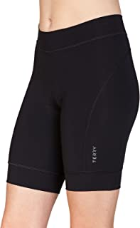 Terry Highly Rated Breakaway Performance Cycling Shorts for Women - Bicycling Magazine Editor's Choice