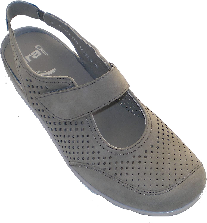 ARA Damen Sandaletten Sandaletten Andros 32725-08 grau 218261  viele überraschungen