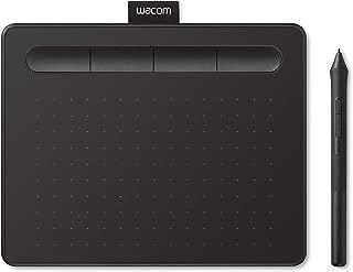 【Amazon.co.jp限定】ワコム ペンタブレット ペンタブ Wacom Intuos Smallベーシック お絵かきソフトウェア付き ブラック データ特典付き TCTL4100/K0