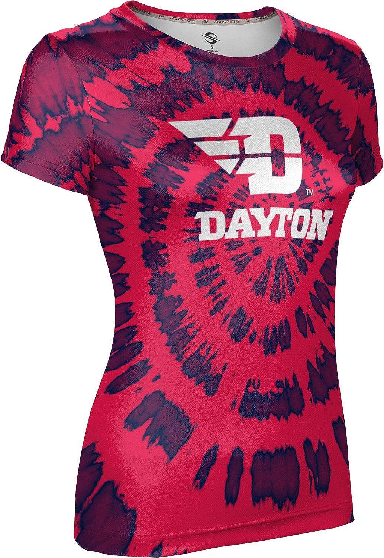 ProSphere University of Dayton Girls' Performance T-Shirt (Tie Dye)
