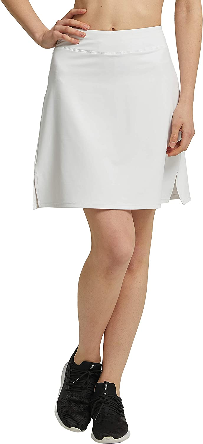 slimour Women Knee Length trend rank Skirts latest Skirt Modest with P Shorts