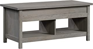 Sauder Cannery Bridge Lift Top Coffee Table, Mystic Oak finish