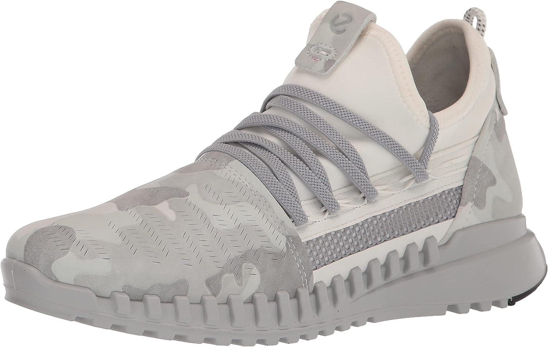 ECCO Women's Zipflex Low Cut Boot Sneaker