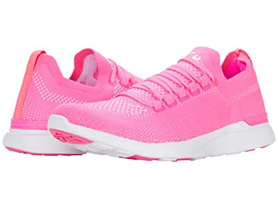 Athletic Propulsion Labs (APL) Techloom Breeze (Fusion Pink/White/White) Women