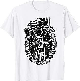 American Choppers riding Bike riding T shirt