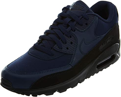 Nike Air Max 90 Essential, Chaussures de Running Compétition Homme ...