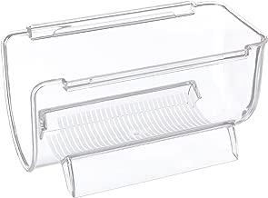 Frigidaire Wine Bottle Holder Rack Stackable, for Refrigerator, Pantry, Space Saver, Organizer
