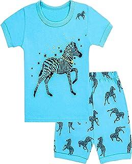Pijama infantil 100 % algodón, niña, talla: 1-12 años