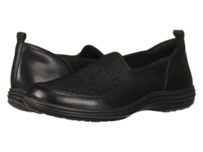 Aravon Quinn Slip-On (Black) Women