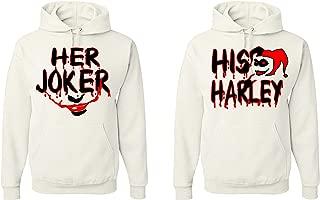 his harley her joker hoodies