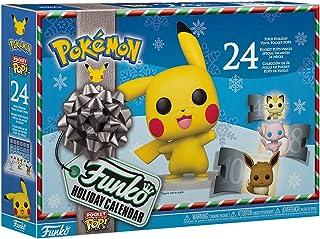 Funko Pop! Advent Calendar: Pokemon - 2021