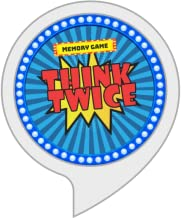 Think Twice - Memory Game