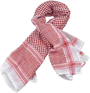 Military Shemagh Tactical Desert 100% Cotton Keffiyeh Scarf Head Neck Wrap