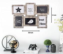 Art Street 'Ivory' Wall Photo Frame (Plastic, 50 cm x 35 cm x 2 cm, Black)