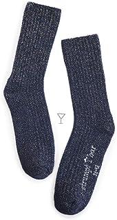 Strumpfbar, Calcetines de lujo Fashion con cachemira, lana y purpurina
