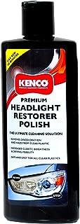 KENCO PREMIUM HEADLIGHT RESTORER POLISH