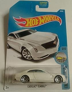 Hot Wheels 2017 Factory Fresh Cadillac Elmiraj 8/365, White