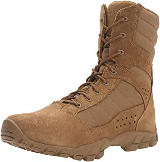 Men's Cobra Hot Weather Coyote Tactical Army Boot