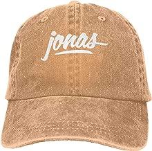 J-oe Jon-as Twill Washed Vintage Unisex Breathable Baseball Hat Adjustable