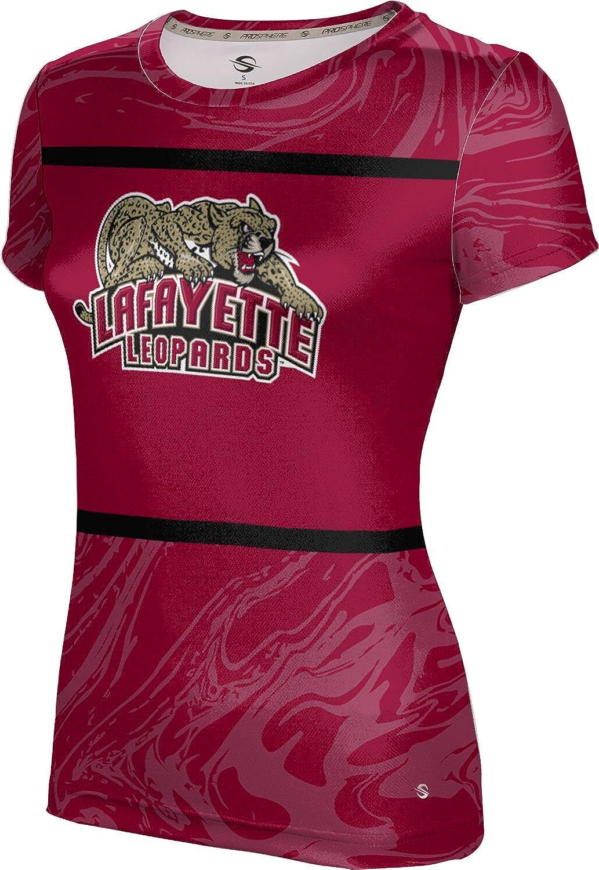 ProSphere Lafayette College Girls' Performance T-Shirt (Ripple)