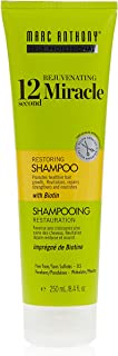 Marc Anthony Rejuvenating 12 Second Miracle Restoring Shampoo, 250 ml