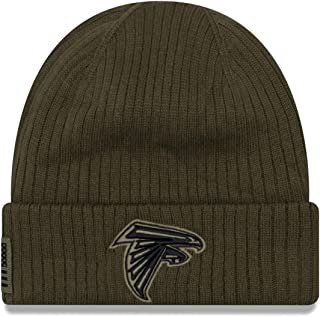 salute the troops nfl beanie