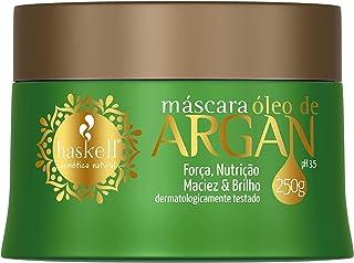 Mascara Óleo de Argan, Haskell, 250 g
