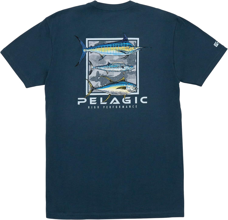 Our shipfree shop most popular PELAGIC Camo Slam Premium T-Shirt