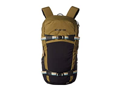 Burton Day Hiker Pinacle Pack (Martini Olive Triple Ripstop) Day Pack Bags